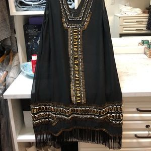 20's style mini dress
